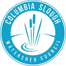 Logo for the Columbia Slough Watershed Council
